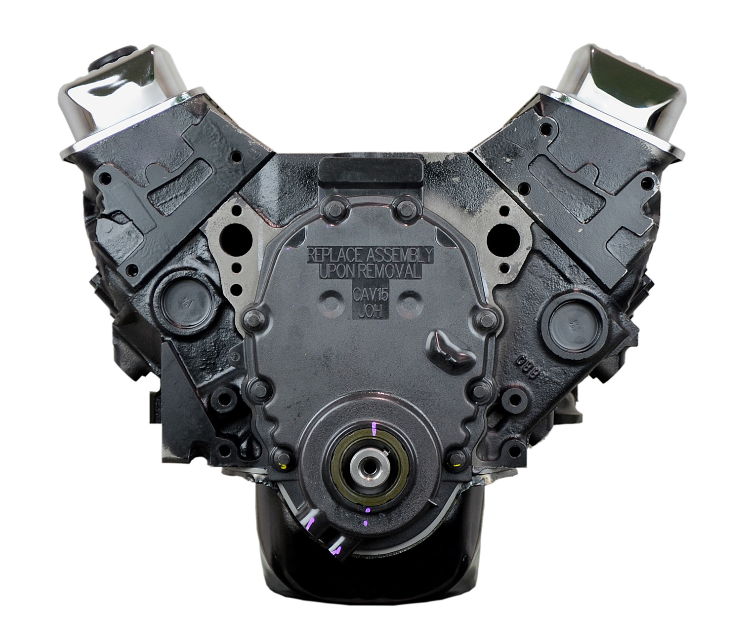 Chevy 350 Vortec HP Engine